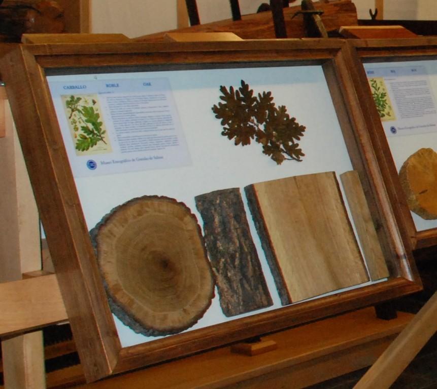 Los oficios de la madera.